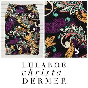 Small NWT Lularoe Cassie Skirt